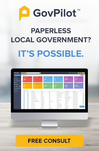 GovPilot Paperless local government
