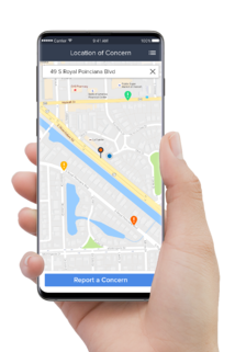 Citizen Concern App GovAlert from GovPilot