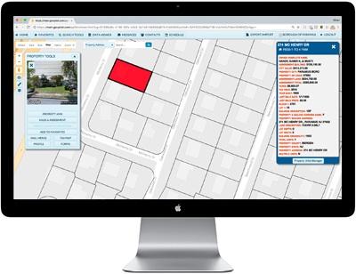 GIS map GovPilot government software