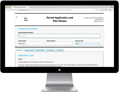 digital form GovPilot government software