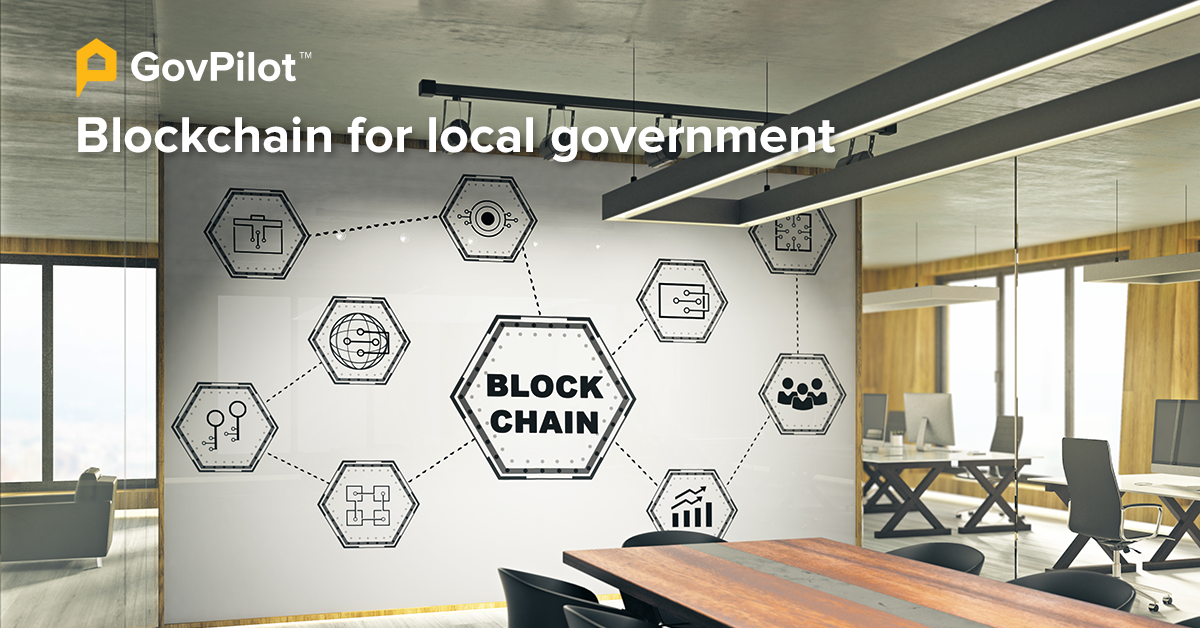 Government Blockchain: How Local Government Can Use Crypto in 2021