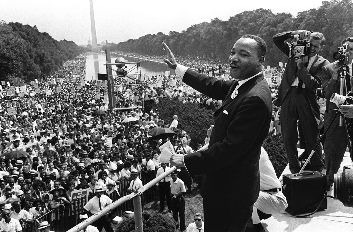 Flashback Friday: Dr. King's Gift for Civic Engagement