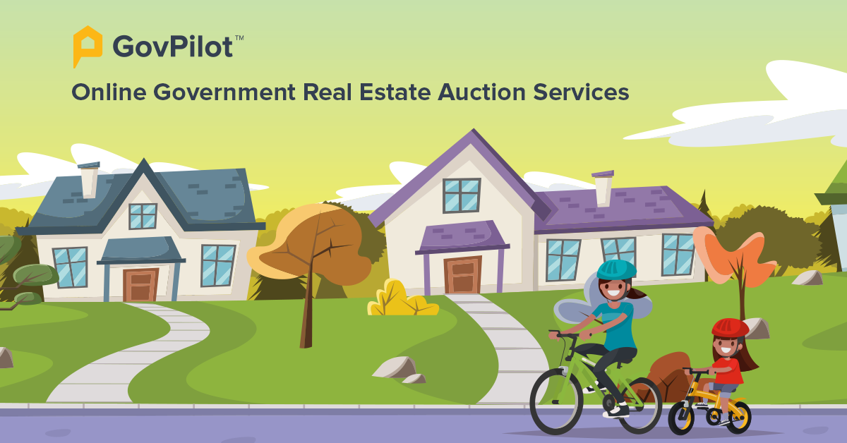 GovPilot Launches Online Real Estate Auction Service for Local Governments