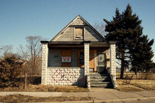 Abandoned-Home-Detroit