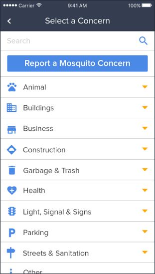 GovAlert Mobile App Brings Civic Engagement into the Smartphone Era