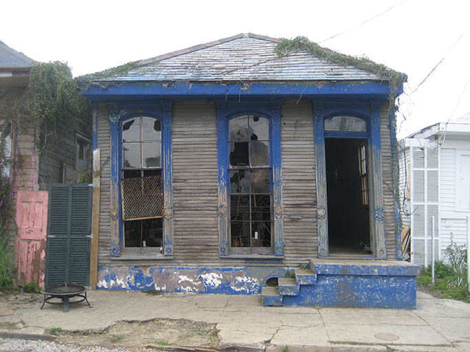 The Link between Zika and Property Blight