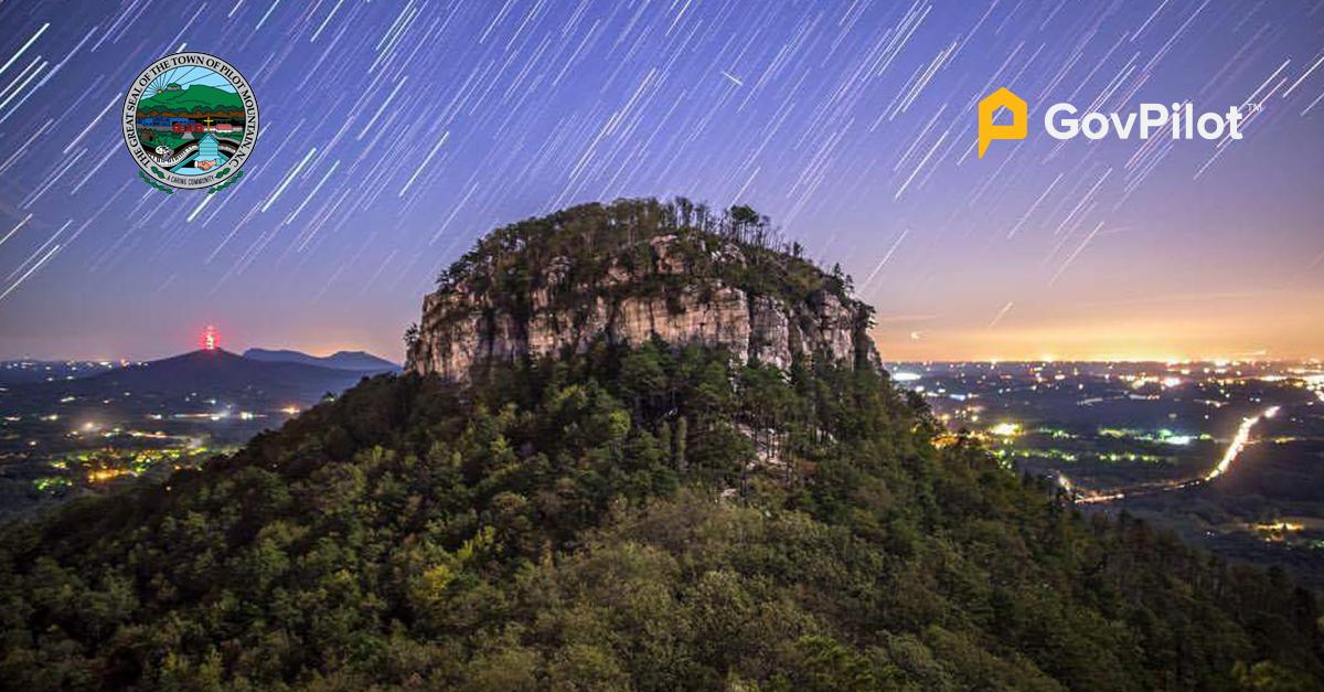 Town of Pilot Mountain, North Carolina Pursues Digital Transformation