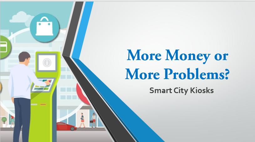 Are Smart Kiosks a Smart Form of Revenue Generation?