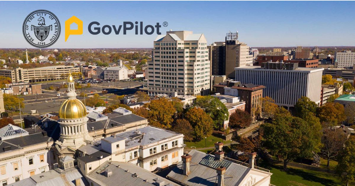 City of Trenton, NJ Partners with GovPilot - Nets $4.15 million on Auctioned Properties